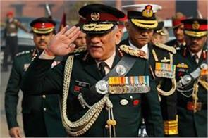 indian army on the threshold of change cds bipin rawat