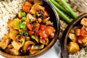 kung pao chicken  will retain your health and taste both