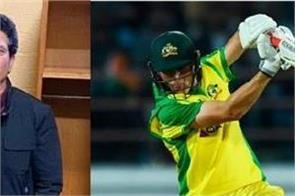 tendulkar praised this kangaroo player said his batting is my
