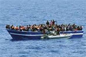 spain expels 119 migrants from sea 67 missing
