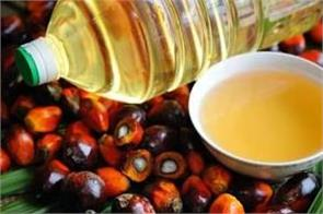 india has issued licenses for importing 5 million tonnes of refined palm oil
