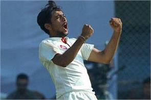 siddharth arjan s superb bowling gujarat defeats goa by 464 runs