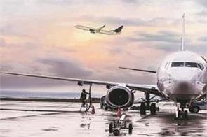 aviation sector performance at 10 year low