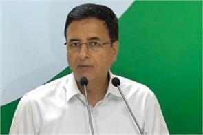 congress can surprise everyone in delhi surjewala