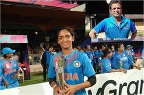 indian women s team can repeat history in t20 world cup like 1983 raman