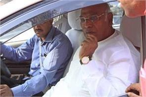 kharge demands from central amend the law to implement compulsory reservation