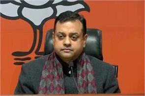 sambit patra said on bjp s defeat we could not expose kejriwal