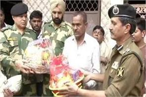 the mob burnt the constable s house now bsf will repair the shelter