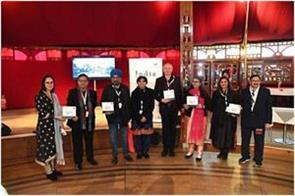 india networking event grand event at 70th berlin international film festival