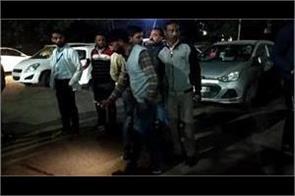 car crushed elderly patient death