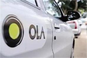 india s taxi cab company ola reached london