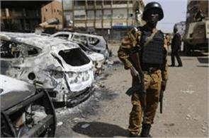 20 killed in jihadi attack in burkina faso