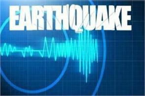 earthquake tremors in nepal 5 magnitude on richter scale
