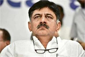 dk shivakumar gets the responsibility to convince rebel mlas