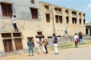 haryana s school exams become a dark future for students