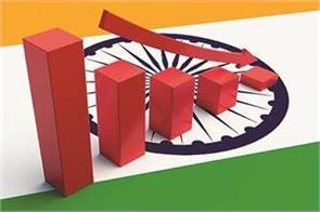 india s economic and social situation  in the worst phase