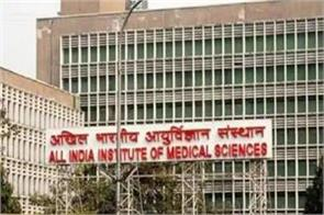 there will not be any non urgent operation in aiims
