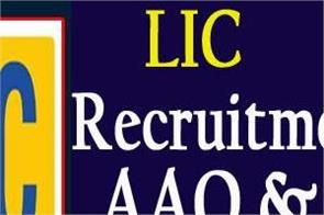 lic recruitment aao  ae posts vacant last date of registration is 15 march