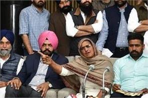 bahbala kalan s main witness s wife threatened