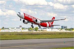 corona patient was traveling on air asia flight pilot jumped through window
