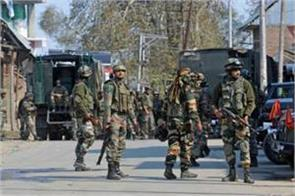 j k security forces killed 2 terrorists in shopian encounter