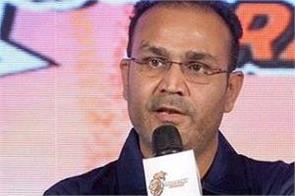 sehwag broke silence regarding kohli poor form gave a big statement