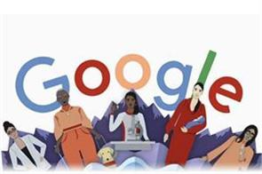 google is celebrating international women s day with its animated doodle