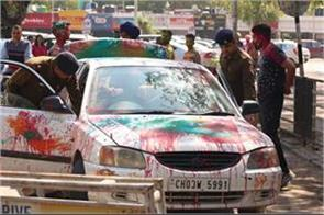 holi busted heavily 1177 invoices 279 vehicles seized