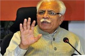 round the clock to tackle the virus online cm khattar