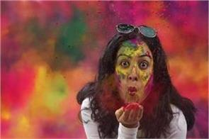 these special tips will work to get rid of holi colors