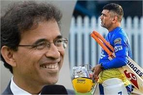 dhoni s return to team india is difficult harsha bhogle