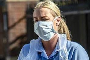 corona virus havoc in australia shopkeepers not allowing nurses and doctor