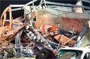 death toll rises to 29 in hotel collapse