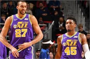 nba star gobert and mitchell recovered from coronavirus