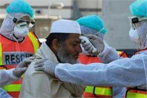 corona infected figures exceed 500 in pakistan
