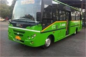 ctu will be built in raipur kalan bus depots and workshops