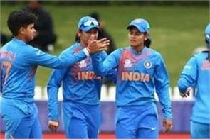 indian women reach final of t20 wc kohli said we are proud of you all