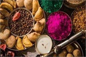 healthy diet tips for holi special