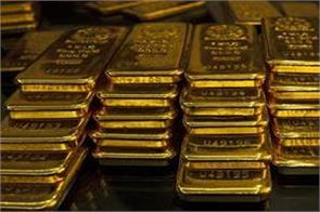 gold became cheaper by 5 thousand rupees in five days