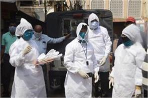 corona 2 suspect patients ujjain died treatment cold cough trouble breath