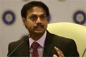 former selector prasad gave decision on dhoni future said mahi has told all