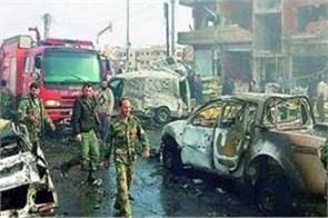 syria 32 killed 77 injured in traffic accident on homs damascus