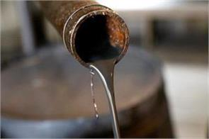 crude oil improves from four year low due to demand at cheap price
