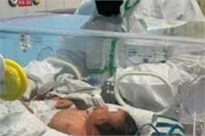 newborn baby in london becomes youngest coronavirus victim