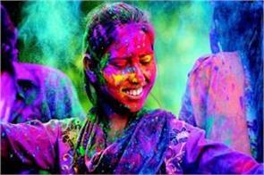 7 most lucky colors of holi