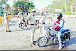 do not cross laxman rekha administration on alert