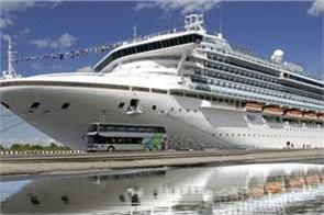 thousands stranded on cruise ship off california over virus fears