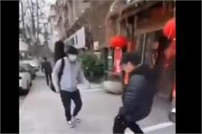 the  wuhan shake  video viral