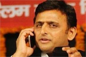 akhilesh said i had called cm yogi raised the issue of azam khan