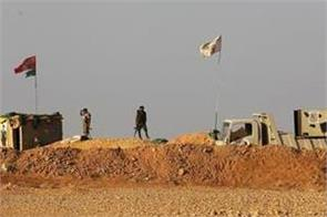 26 iraqi fighters killed in air strikes in eastern syria